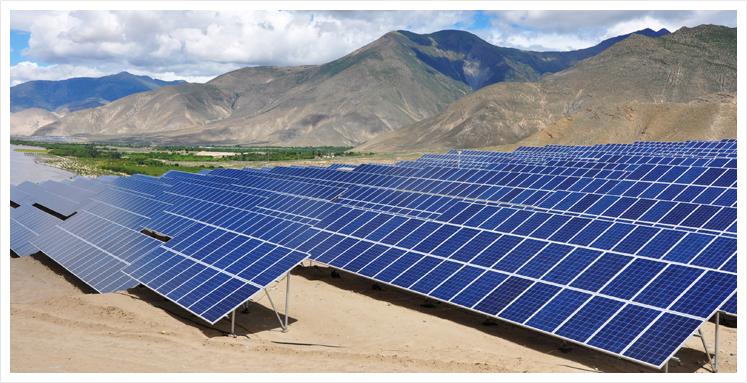 """关于我们 公司介绍  秉承""""通过持续的科技创新,推动绿色能源的图片"""